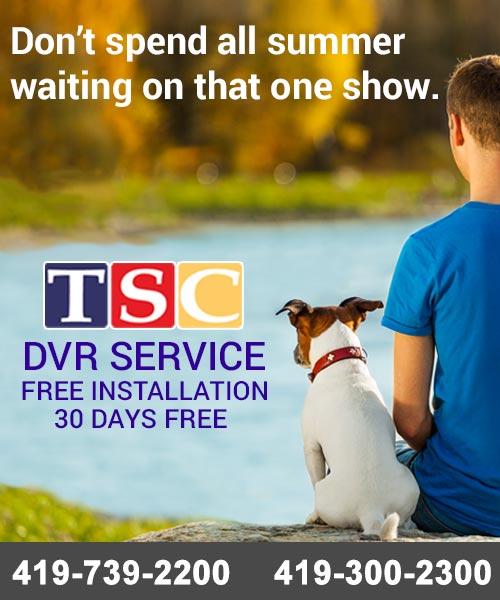 Summer DVR Service