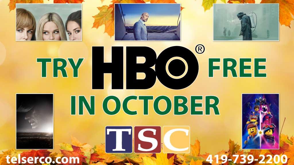 Try HBO Free Desktop