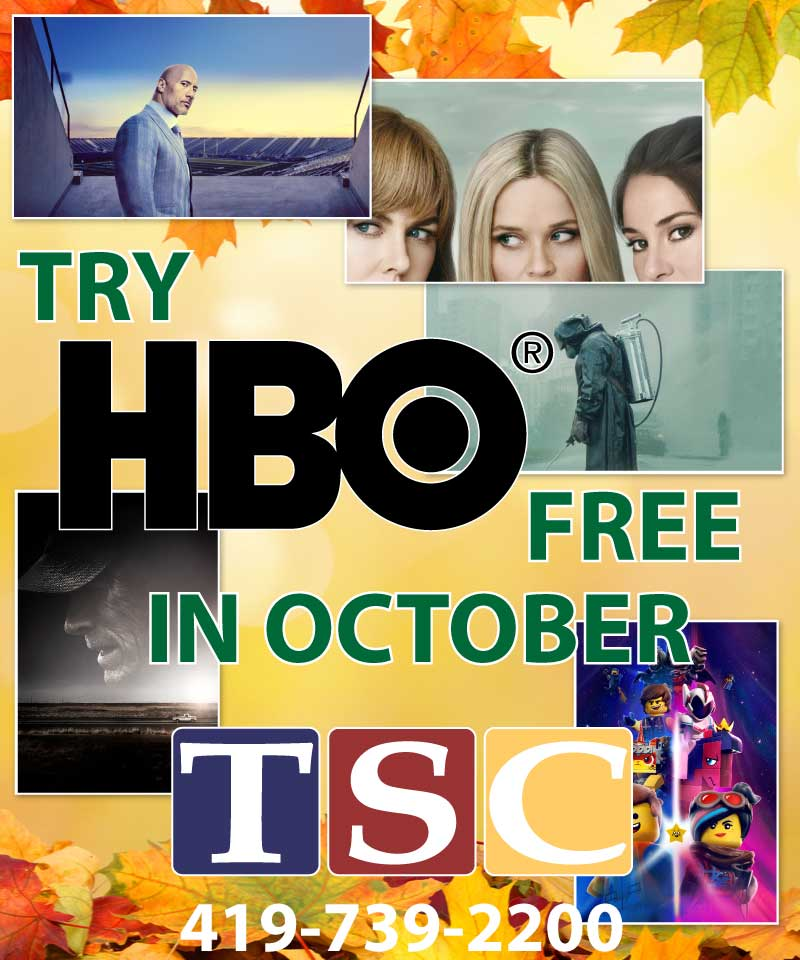 Try HBO Free Mobile